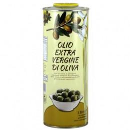 Італійська оливкова олія холодного віджиму, 1л